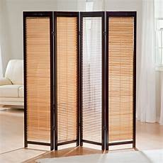 tranquility wooden shutter screen room divider in espresso