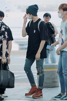 jeon jungkook airport fashion bts bts jungkook if only