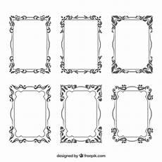cornici grafiche cornici ornamentali foto e vettori gratis