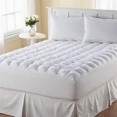 essential home magic loft mattress pad home bed bath
