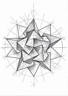 polyhedra geometric geometric geometric drawing