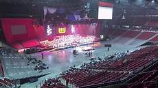Kohl Center Seating Chart Uw Band Concert 2014 Uw Varsity Band Dress Rehearsal Time Lapse Youtube