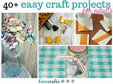44 easy craft projects for adults favecrafts