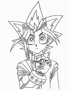 Yu Gi Oh Malvorlagen Quest Printable Yugioh Coloring Pages For Colouring