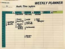 Weekly Business Planner Free Downloadable Weekly Planner To Stay Focused And Get