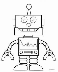 kostenlose druckbare roboter malvorlagen f 252 r kinder