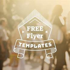 Design Flyers Online For Free Make A Flyer People Will Want To Take 15 Free Flyer Templates
