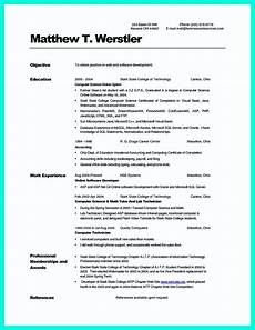 Computer Programming Student Resume Awesome The Best Computer Science Resume Sample Collection