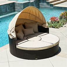 shop belleze 5 outdoor daybed sectional set