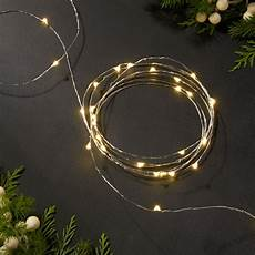 Twinklers Lights Twinkle Silver 10 String Lights Reviews Crate And Barrel