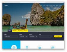 Free Travel Samples 32 Best Free Travel Website Templates 2020 Colorlib