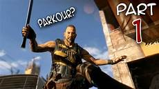 Dying Light Walkthrough Part 1 Dying Light Part 1 Intro Gameplay Walkthrough Youtube