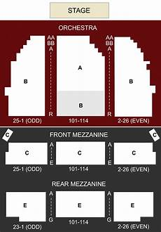 Barrymore Theater Seating Chart Ethel Barrymore Theater New York Ny Seating Chart