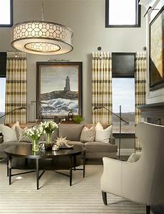 Robeson Design Hamptons Inspired Luxury Home Living Room Robeson Design
