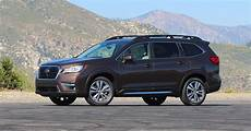 2019 Subaru Ascent by 2019 Subaru Ascent Review An In Depth Look At The Three