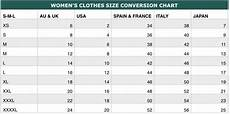Uk And Us Size Conversion Chart What S My Size International Clothing Amp Shoe Size