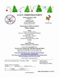 Invitation Letter Christmas Party Sample Office Holiday Party Invitations
