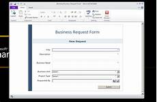 Infopath Forms Templates Walkthrough Create An Infopath Form Template To Submit