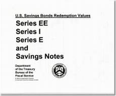 Ee Bond Value Chart United States Savings Bond Redemption Values Series Ee