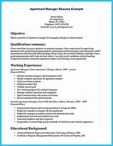 Assistant Property Manager Resumes There Are Several Parts To Write Your Assistant Property
