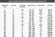 Natural Balance Dog Food Feeding Chart Feeding Instructions