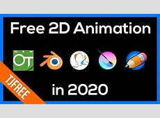 Best Free Animation Software in 2020 nel 2020