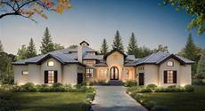 courtyard entry 4 bed house plan with upstairs room