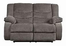 Signature Design By Tulen Gray Reclining Sofa And Loveseat Signature Design By Tulen Gray Reclining Loveseat
