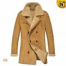 shearling coats for mens sheepskin fur lined winter coat cw878265