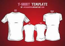 Illustrator T Shirt Template Vector T Shirt Template By Jovdaripper On Deviantart
