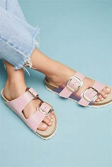 Birkenstock Latest Design Birkenstock Arizona Sandals Best Travel Shoes 2018