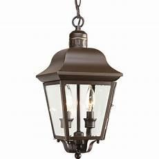 Outdoor Pendant Lighting Shop Progress Lighting Andover 15 87 In Antique Bronze