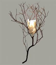Twig Wall Lights Twig Sconce With Handmade Paper Shade Rustic Artistry