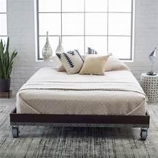 size heavy duty industrial platform bed frame on