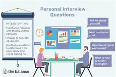 sample responses to interview questions the best answers for personal interview questions