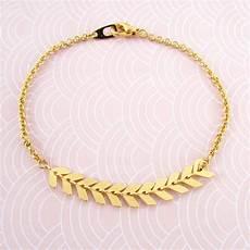 Delicate Gold Bracelet Design Delicate Gold Bracelet By Misskukie Notonthehighstreet Com