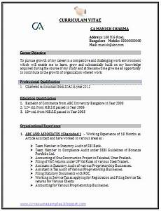 Resume Download In Word Over 10000 Cv And Resume Samples With Free Download