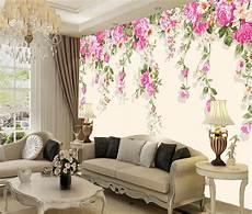 parato per da letto flores personalizados wallpaper 3d pared para sala