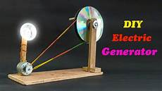 How To Create A Science Project School Science Projects Electric Generator Youtube