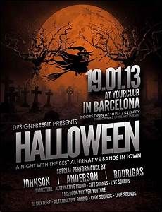 Free Halloween Flyer Template 50 Best Free Halloween Icons Flyers Brochures And