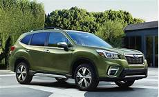 2019 subaru forester xt touring 2019 subaru forester gets bigger in new york debut