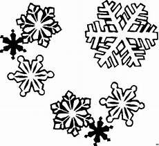 Schneeflocken Malvorlagen Lyrics Verschiedene Schneeflocken 2 Ausmalbild Malvorlage