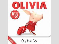 Olivia On The Go Dinner With Olivia   Olivia Children's Books