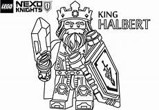 lego nexo knights coloring pages king halbert get