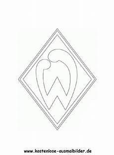 Vfb Malvorlagen Zum Ausdrucken Ausmalbilder Werder Bremen Wappen