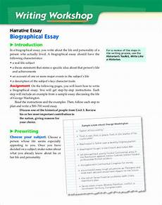 Biographical Essay Example Free 14 Biography Writing Samples And Templates Inpdf