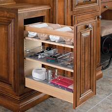 rev a shelf 448 vc20sc 8 vanity base cabinet organizer