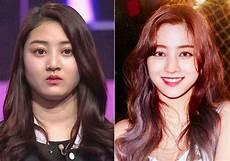 k pop idol diet transformations kpopmap