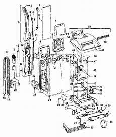 Hoover U5223 Vacuum Parts