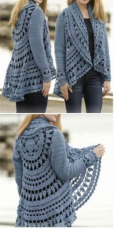 diy crochet lace jacket free pattern the whoot